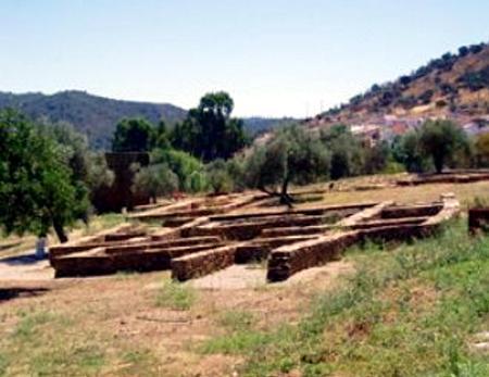 Barragem Romana de Álamo (Alcoutim)
