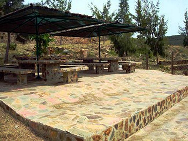 Parque de las Merendas de los Bentos (Alcoutim)