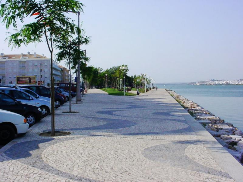 Ribeirinha gebied (Vila Real de Santo António)