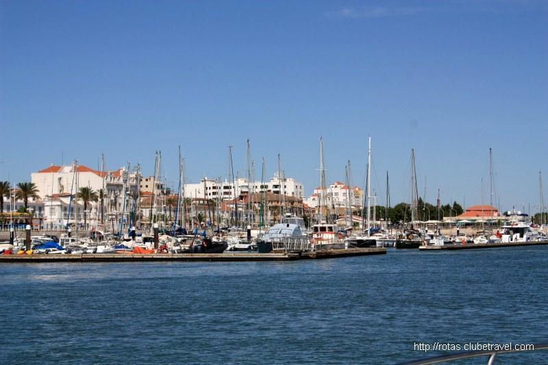 Puerto recreativo (Vila Real de Santo António)