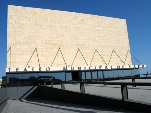 Teatro Municipal de Faro (Algarve)