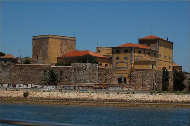 Muralhas de Faro (Algarve)