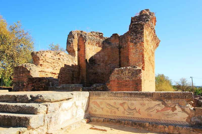 Rovine romane di Milreu (Estói)