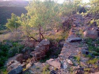 Chalcolithic Stad van Cerro do Castelo (Alcoutim)