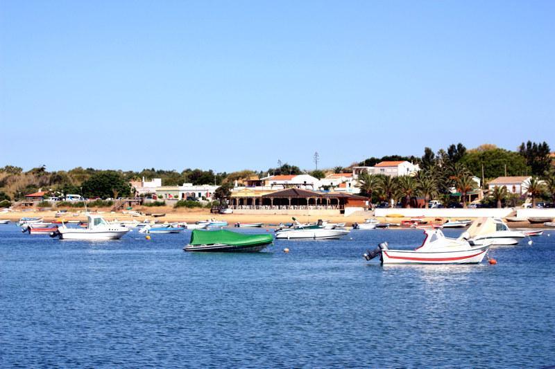 Strand van de Fábrica (Cacela)