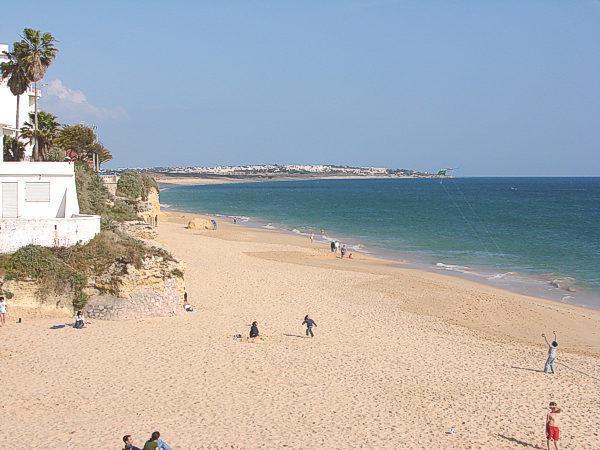 Spiaggia di Armação de Pera (Algarve)