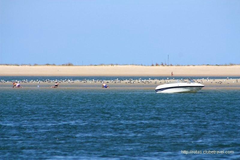 Spiaggia di Armona Island (Algarve)