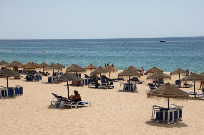 Praia do Vale do Garrão (Algarve)