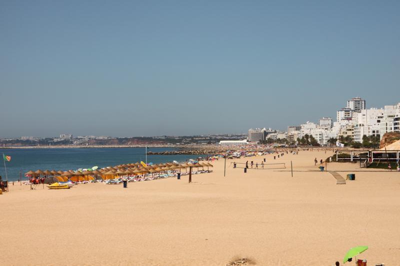 Spiaggia di Forte Novo (Quarteira)