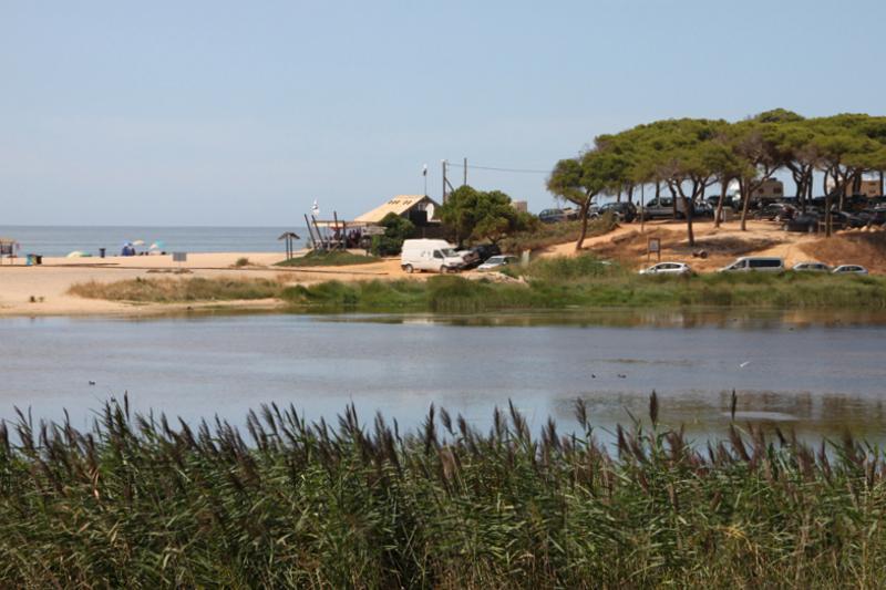 Spiaggia di Cavalo Preto (Quarteira)
