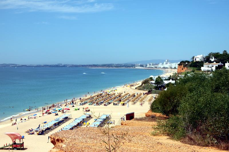 Praia de Vale do Lobo (Algarve)