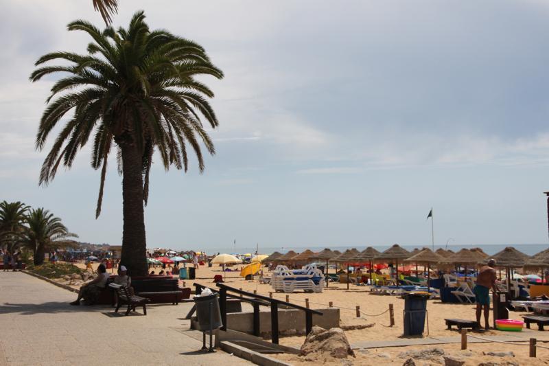 Spiaggia di Quarteira (Algarve)