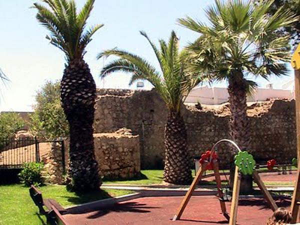 Castillo de Alvor (Algarve)
