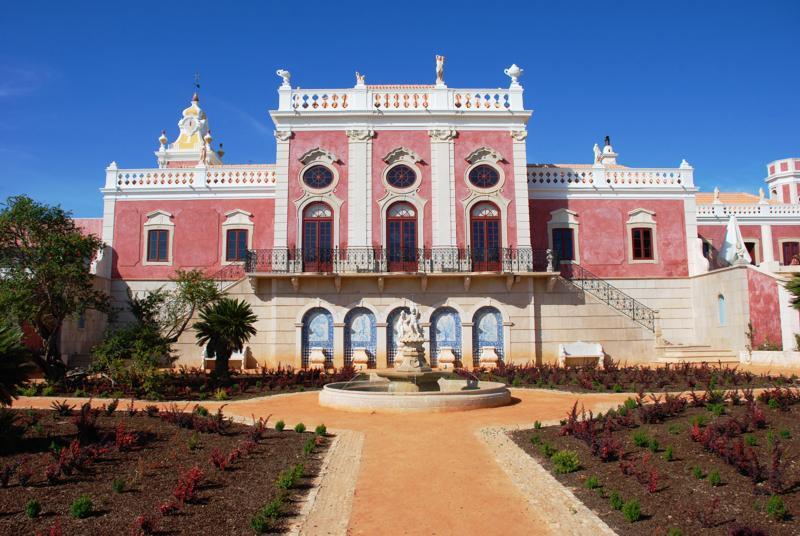 Ostello del palazzo Estói (Algarve)