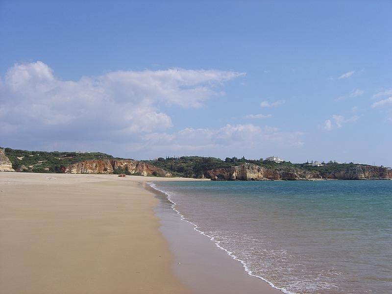 Plage Grande do Ferragudo (Algarve)