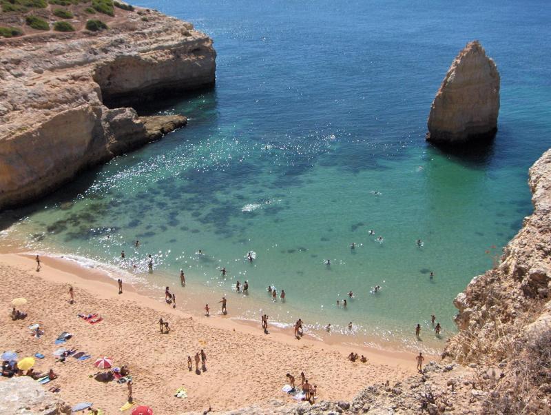 Playa di Carvalho (Lagoa)