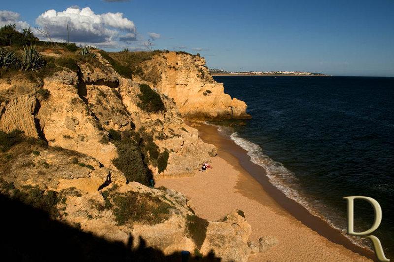 Praia da Cova Redonda (Lagoa)