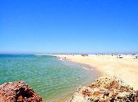 Praia da Ilha da Barreta (Faro)