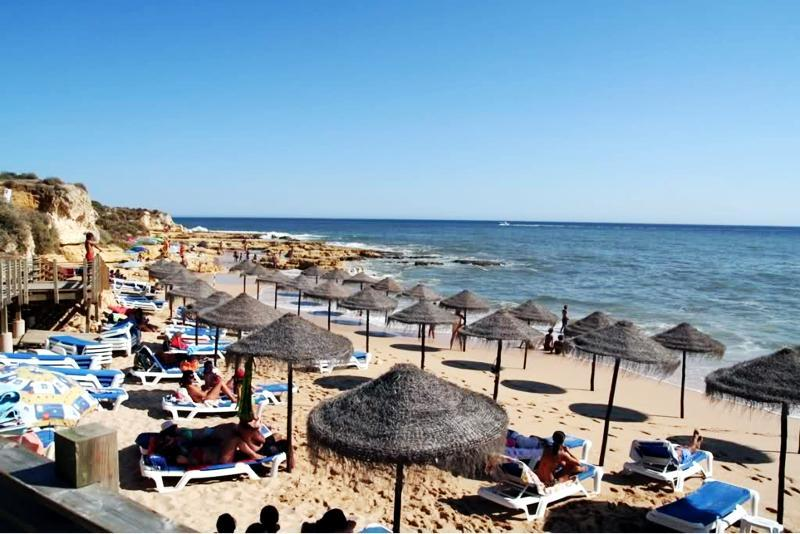 Playa Manuel Lourenço (Albufeira)