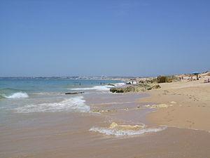 Playa de los Salgados (Albufeira)