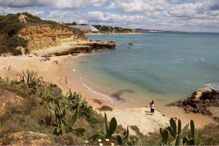Playa de los Aveiros (Albufeira)