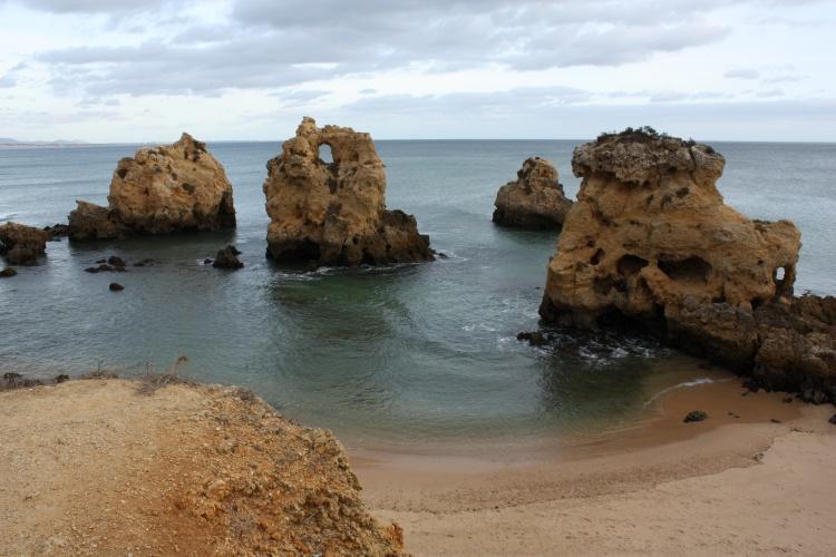 Playa de los Arrifes (Albufeira)