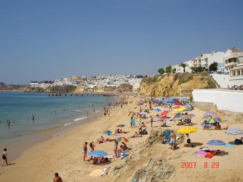 Spiaggia degli Inatel (Albufeira)