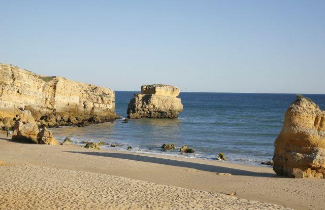 Playa de San Rafael (Albufeira)
