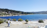 Praia fluvial de Vale do Rossim