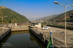 Eclusa da Barragem da Régua