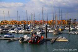 Marina of Portimão (Algarve)