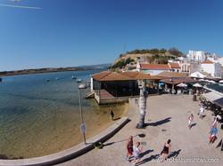 Cais de Alvor (Algarve)