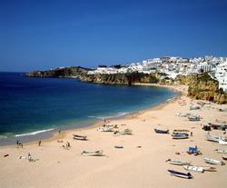 Albufeira Beach (Algarve)