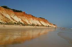 Praia Barranco das Belharucas (Albufeira)
