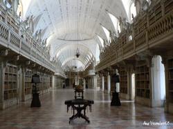 Biblioteca do Palácio Nacional de Mafra (Mafra)