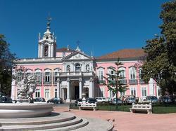 Palace of the Necessidades (Lisbon)