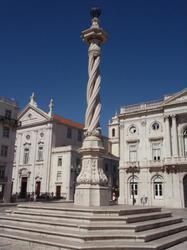 Pillory of Lisboa (Lisbon)