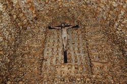 Capela dos Ossos de Alcantarilha (Algarve)