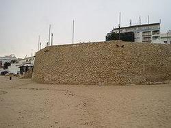 Armação de Pera Fortress (Algarve)