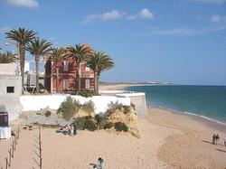 Village of Armação de Pêra (Algarve)