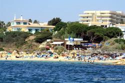 Beach of Galé (Albufeira)