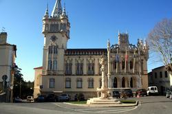 Palacio sede do governo de Sintra