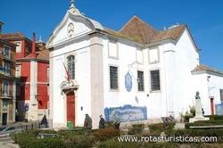 Igreja de Santa Luzia (Lisboa)