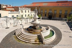 Chafariz das Janelas Verdes (Lisboa)
