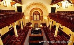 Sinagoga Shaaré Tikva (Lisboa)
