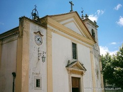 Church of Santiago Maior of Camarate