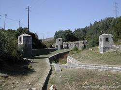 Barragem Romana de Belas (Sintra)