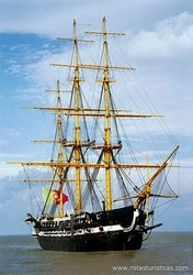 Fragata Dom Fernando II e Glória (Almada)