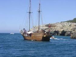 Pesca e passeios de barco em Lagos (Algarve)