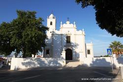 Porches Mother Church (Algarve)